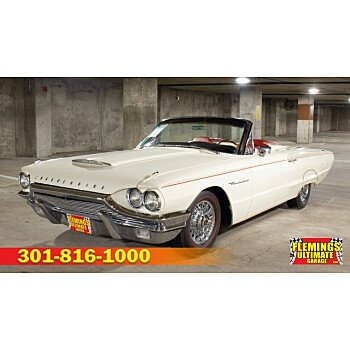 1964 Ford Thunderbird for sale 101181780