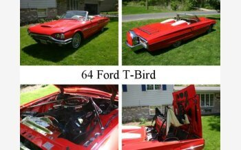 1964 Ford Thunderbird for sale 101490693