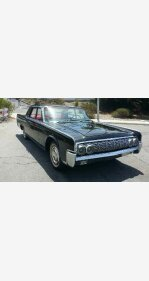 1964 Lincoln Continental Executive for sale 101200078