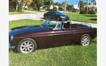 1964 MG MGB for sale 101060566