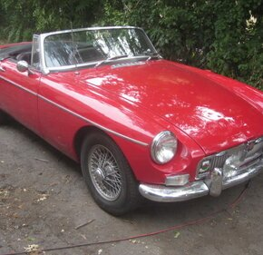 1964 MG MGB for sale 101363496