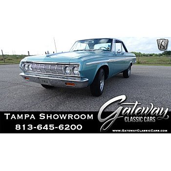 1964 Plymouth Fury for sale 101137286