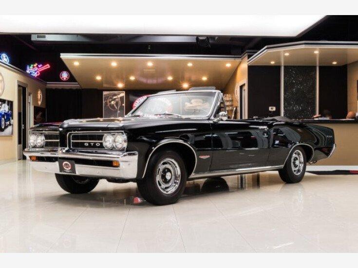 1964 Pontiac GTO for sale near Plymouth, Michigan 48170