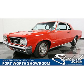 1964 Pontiac GTO for sale 101204617
