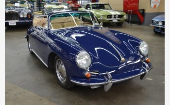 1964 Porsche 356 C Cabriolet for sale 101380660
