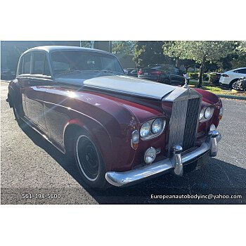 1964 Rolls-Royce Silver Cloud for sale 101126817