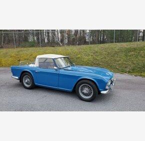 1964 Triumph TR4 for sale 101328880