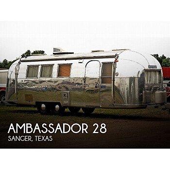 1965 Airstream Ambassador for sale 300182759