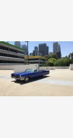 1965 Cadillac De Ville for sale 100769579