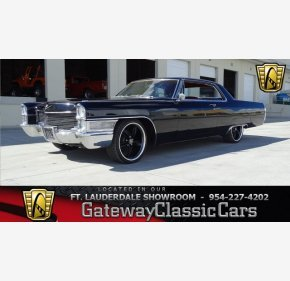 1965 Cadillac De Ville for sale 101048002