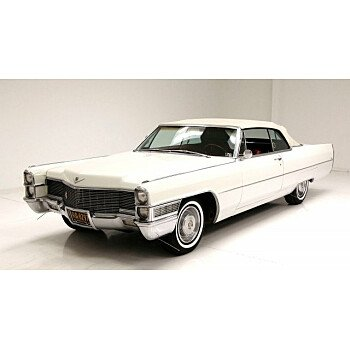 1965 Cadillac De Ville for sale 101128735