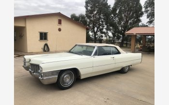 1965 Cadillac De Ville Coupe for sale 101238106