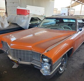 1965 Cadillac De Ville for sale 101383951