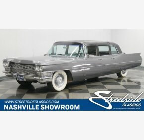 1965 Cadillac Fleetwood for sale 101238022