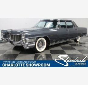 1965 Cadillac Fleetwood Brougham for sale 101282103