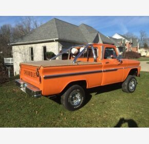 1965 Chevrolet C/K Truck for sale 100863660