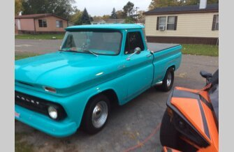 1965 Chevrolet C/K Truck 2WD Regular Cab 1500 for sale 101391204