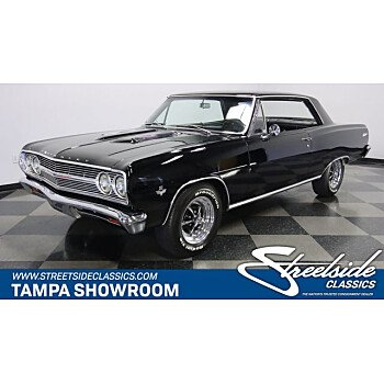 1965 Chevrolet Chevelle SS for sale 101632372