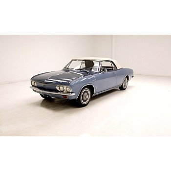 1965 Chevrolet Corvair Monza Convertible for sale 101556576