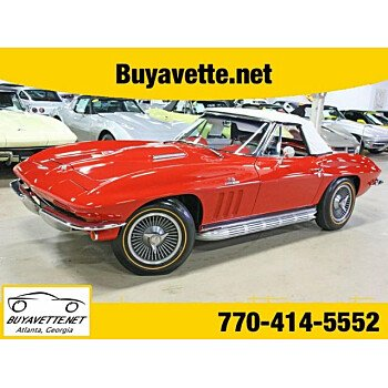 1965 Chevrolet Corvette for sale 101170974