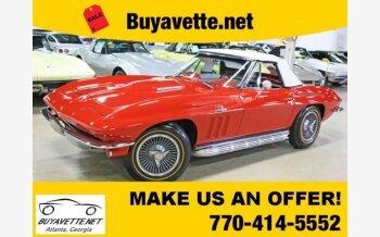 1965 Chevrolet Corvette for sale 101170974