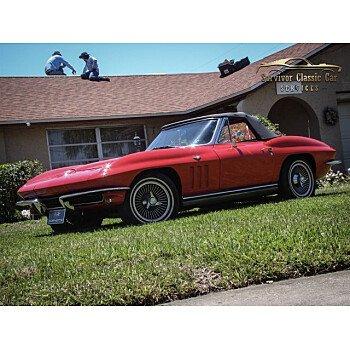 1965 Chevrolet Corvette for sale 101325821