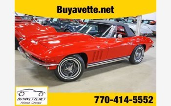 1965 Chevrolet Corvette Convertible for sale 101370697