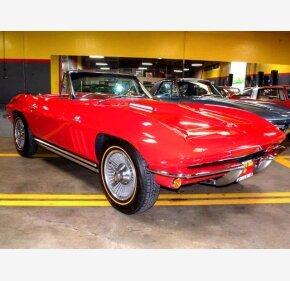 1965 Chevrolet Corvette Convertible for sale 101419889