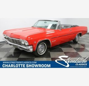 1965 Chevrolet Impala for sale 101220006