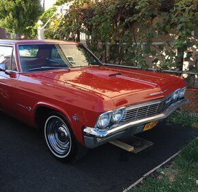 1965 Chevrolet Impala Sedan for sale 101260876
