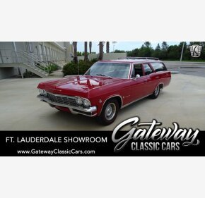 1965 Chevrolet Impala Wagon for sale 101412830