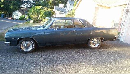 1965 Chevrolet Malibu Coupe for sale 101334819