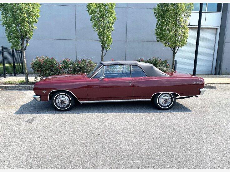 1965 Chevrolet Malibu for sale 101556030