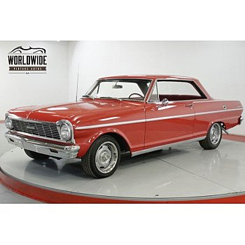 1965 Chevrolet Nova for sale 101143974