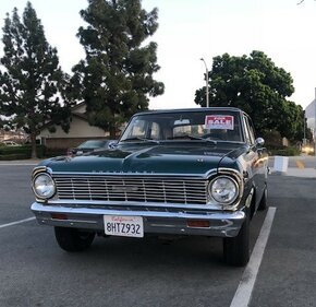 1965 Chevrolet Nova Sedan for sale 101175200