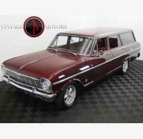 1965 Chevrolet Nova for sale 101228018
