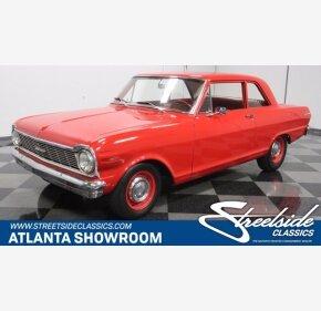 1965 Chevrolet Nova for sale 101416028