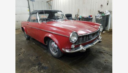 1965 FIAT 1500 for sale 101400478