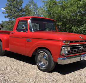 1965 Ford F100 2WD Regular Cab for sale 101167744