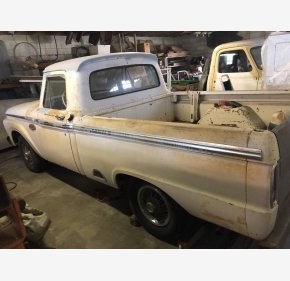 1965 Ford F100 2WD Regular Cab for sale 101181514