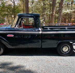 1965 Ford F100 2WD Regular Cab for sale 101300692