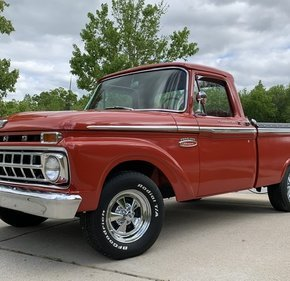 1965 Ford F100 2WD Regular Cab for sale 101318199
