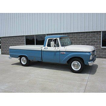 1965 Ford F250 Camper Special for sale 101330339