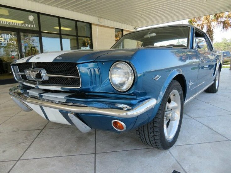 1965 Ford Mustang For Sale Near Newport North Carolina 28570