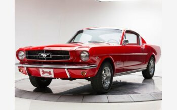 1965 Ford Mustang for sale 101007037