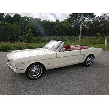 1965 Ford Mustang for sale 101071487