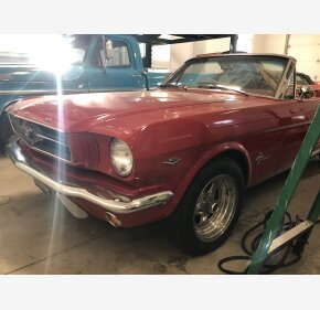 1965 Ford Mustang Convertible for sale 101069579