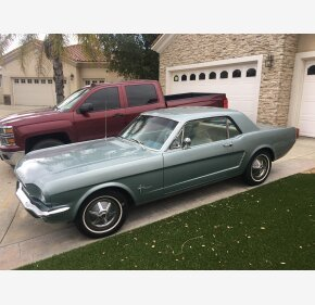 1965 Ford Mustang Coupe for sale 101087540