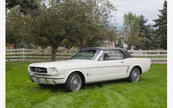 1965 Ford Mustang Convertible for sale 101166745