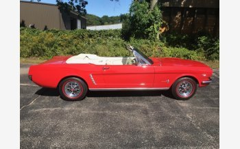 1965 Ford Mustang Convertible for sale 101210241